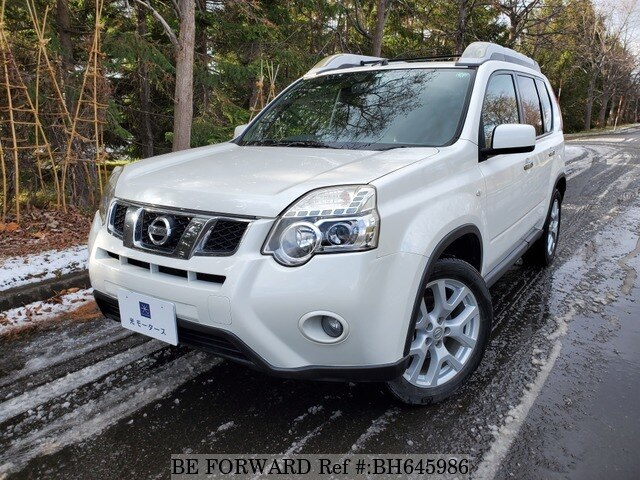 Used 2011 NISSAN X-TRAIL BH645986 for Sale