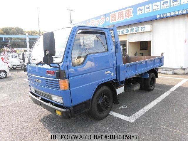 Used 1995 MAZDA TITAN BH645987 for Sale