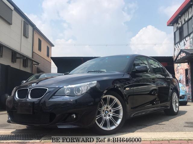 Used 2005 BMW 5 SERIES BH646000 for Sale