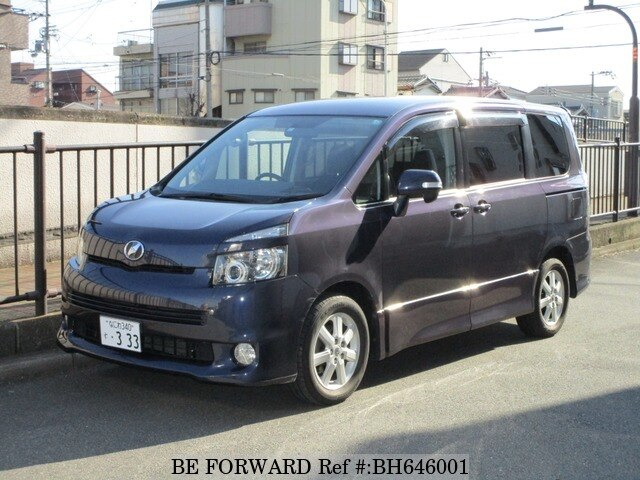 Used 2007 TOYOTA VOXY BH646001 for Sale