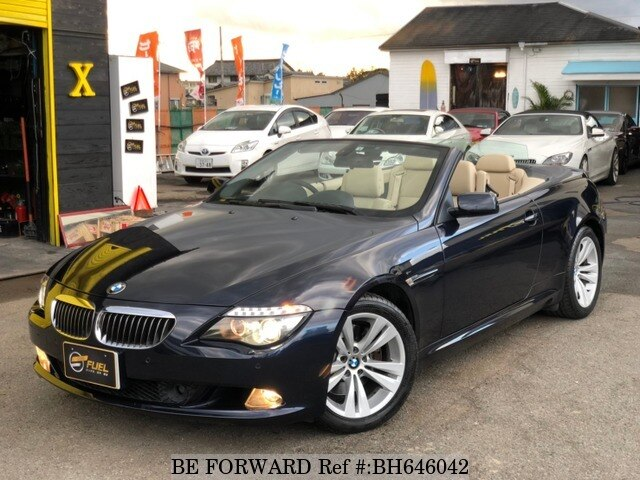 Used 2008 BMW 6 SERIES BH646042 for Sale