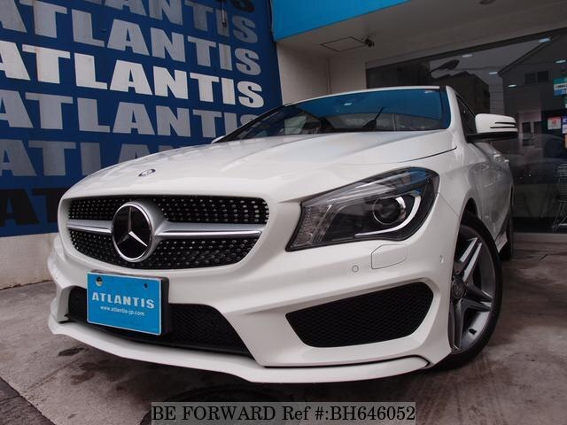 Used 2015 MERCEDES-BENZ CLA-CLASS BH646052 for Sale