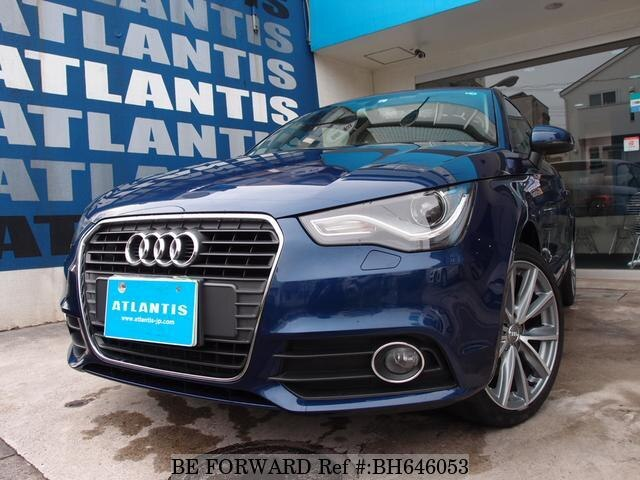 Used 2013 AUDI A1 BH646053 for Sale