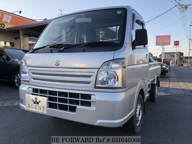 Used 2016 SUZUKI CARRY TRUCK BH646066 for Sale