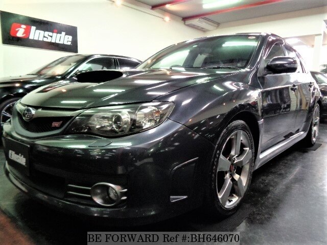 Used 2008 SUBARU IMPREZA WRX BH646070 for Sale