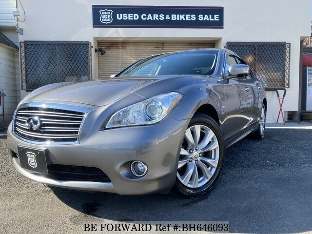 Used 2010 NISSAN FUGA BH646093 for Sale