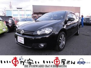 Used 2010 VOLKSWAGEN GOLF BH646104 for Sale