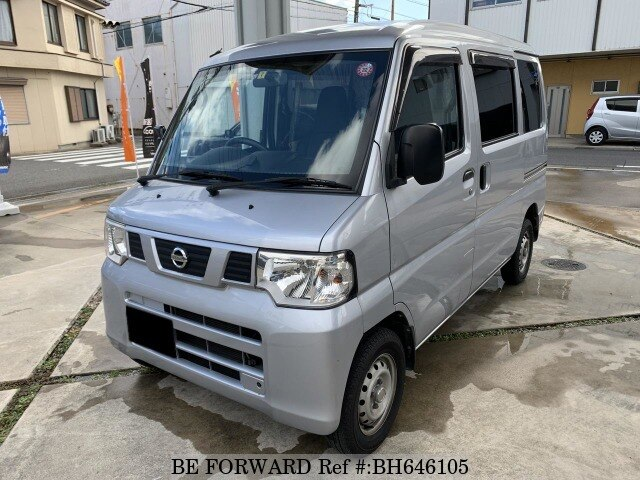 Used 2013 NISSAN CLIPPER BH646105 for Sale