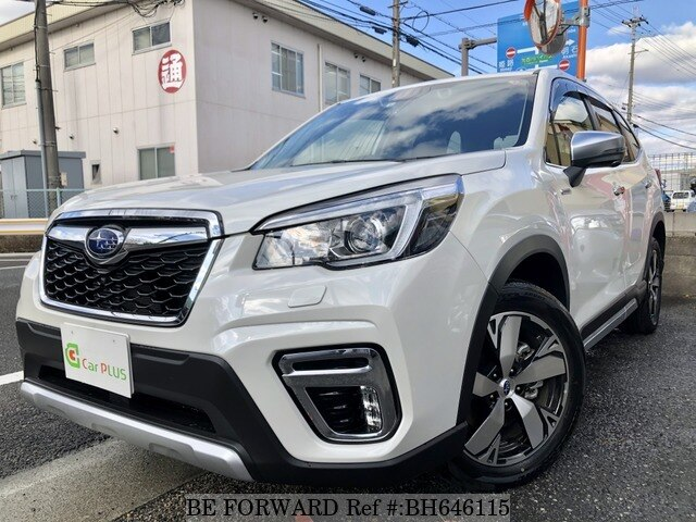 Used 2018 SUBARU FORESTER BH646115 for Sale