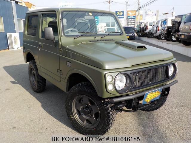 Used 1998 SUZUKI JIMNY BH646185 for Sale