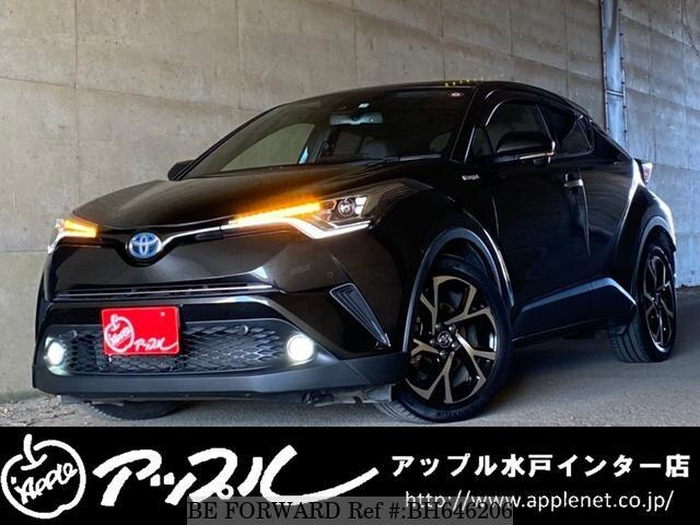 Used 2017 TOYOTA C-HR BH646206 for Sale