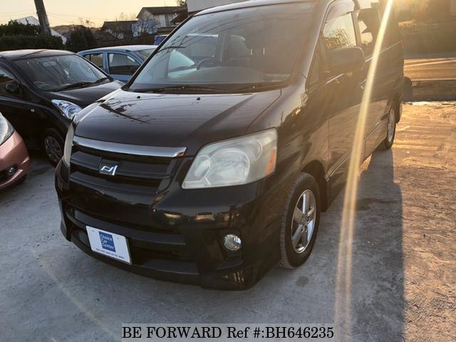 Used 2005 TOYOTA NOAH BH646235 for Sale
