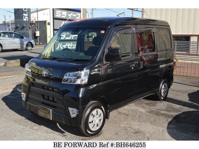 Used 2019 TOYOTA PIXIS VAN BH646255 for Sale
