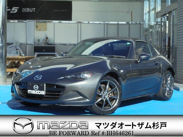 Used 2017 MAZDA ROADSTER BH646261 for Sale