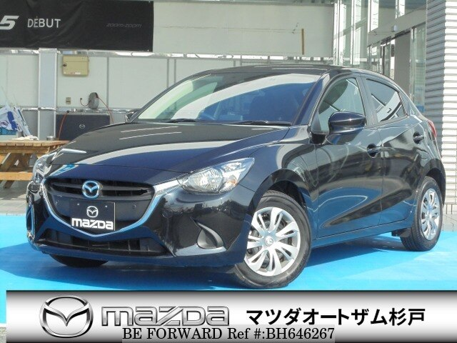 Used 2018 MAZDA DEMIO BH646267 for Sale