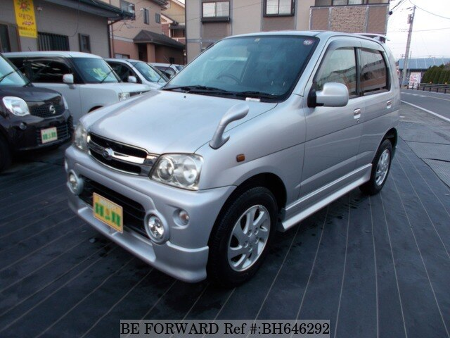 Used 2002 DAIHATSU TERIOS KID BH646292 for Sale