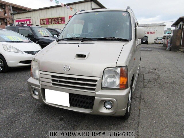 Used 1998 MAZDA AZ-WAGON BH646303 for Sale