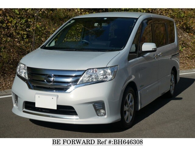 Used 2013 NISSAN SERENA BH646308 for Sale