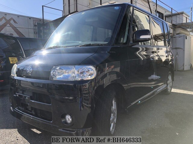 Used 2007 DAIHATSU TANTO BH646333 for Sale