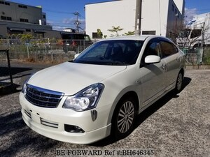 Used 2006 NISSAN BLUEBIRD SYLPHY BH646345 for Sale