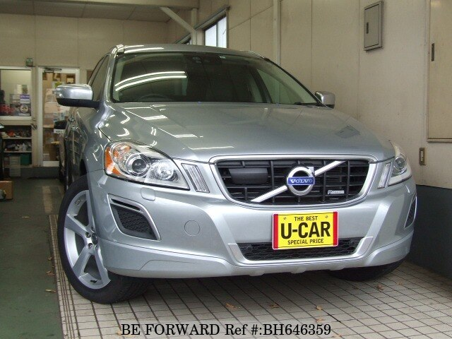 Used 2013 VOLVO XC60 BH646359 for Sale