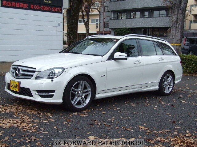 Used 2012 MERCEDES-BENZ C-CLASS BH646391 for Sale