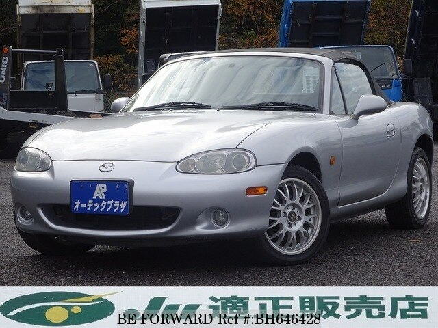 Used 2001 MAZDA ROADSTER BH646428 for Sale