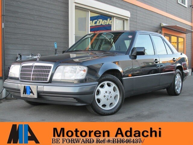 Used 1994 MERCEDES-BENZ E-CLASS BH646437 for Sale