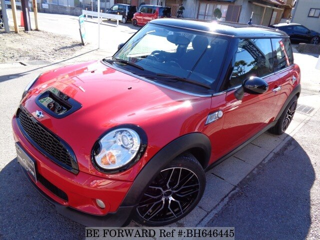 Used 2007 BMW MINI BH646445 for Sale