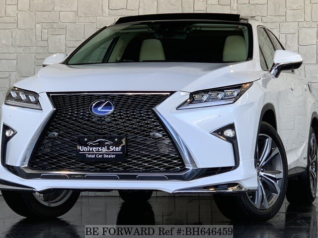 Used 2015 LEXUS RX BH646459 for Sale