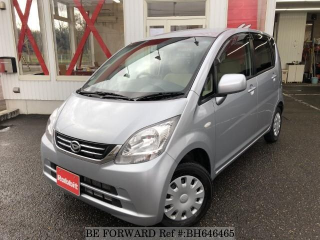 Used 2009 DAIHATSU MOVE BH646465 for Sale
