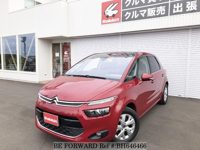 Used 2016 CITROEN C4 PICASSO BH646466 for Sale