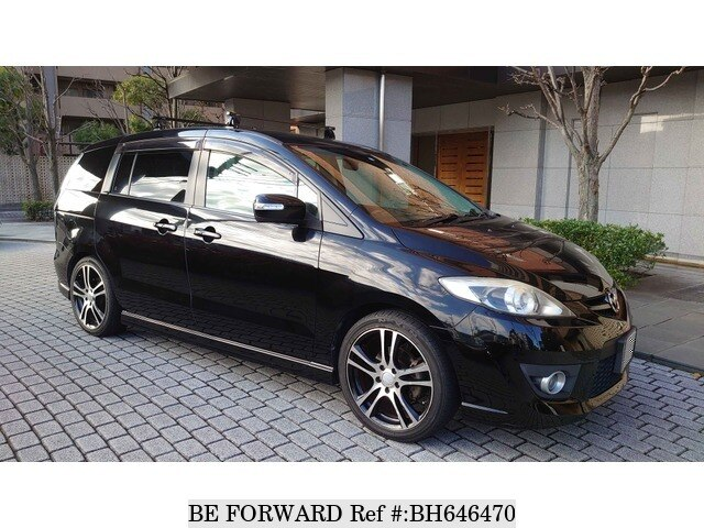 Used 2009 MAZDA PREMACY BH646470 for Sale
