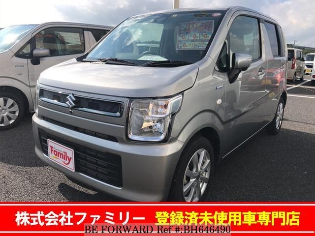Used 2019 SUZUKI WAGON R BH646490 for Sale