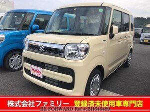 Used 2020 SUZUKI SPACIA BH646499 for Sale