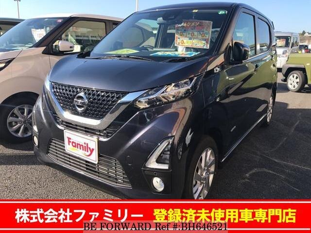 Used 2020 NISSAN DAYZ BH646521 for Sale