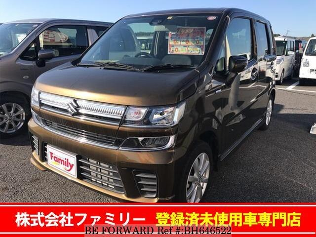 Used 2019 SUZUKI WAGON R BH646522 for Sale