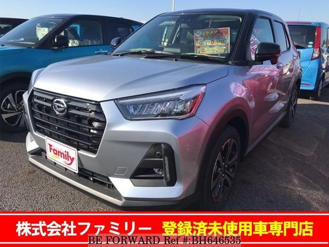 Used 2019 DAIHATSU ROCKY BH646535 for Sale