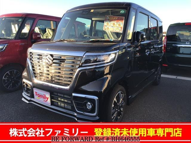 Used 2020 SUZUKI SPACIA BH646555 for Sale