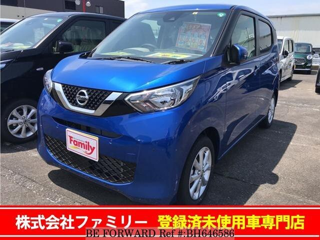 Used 2020 NISSAN DAYZ BH646586 for Sale