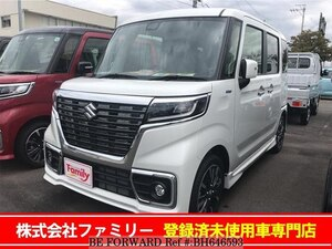 Used 2020 SUZUKI SPACIA BH646593 for Sale