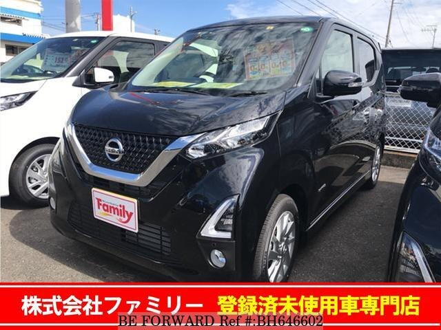Used 2020 NISSAN DAYZ BH646602 for Sale