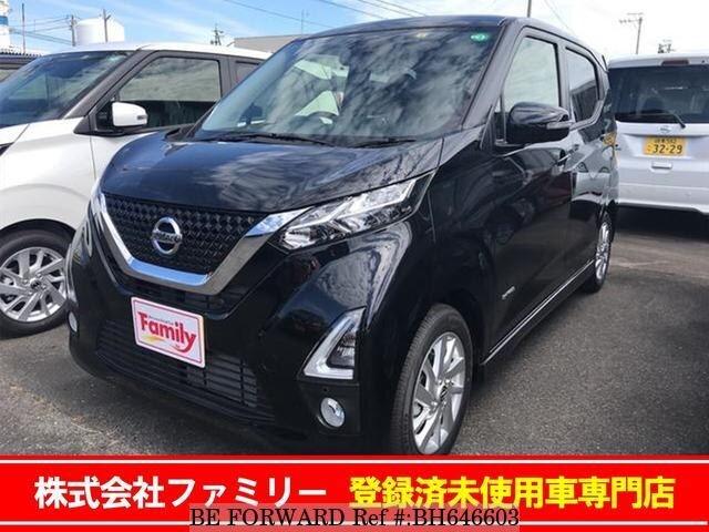 Used 2020 NISSAN DAYZ BH646603 for Sale