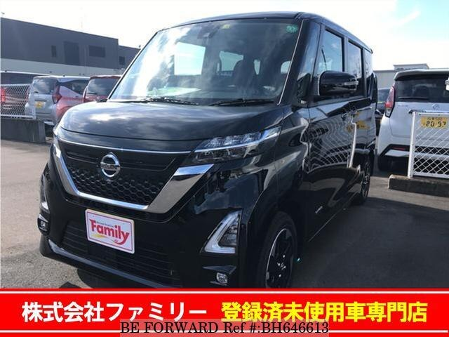 Used 2020 NISSAN ROOX BH646613 for Sale