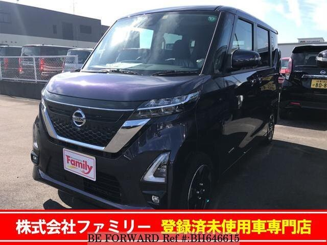 Used 2020 NISSAN ROOX BH646615 for Sale