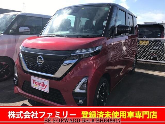 Used 2020 NISSAN ROOX BH646617 for Sale