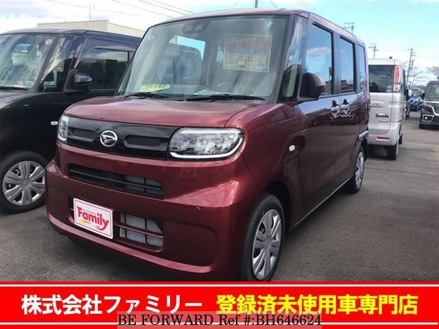 Used 2020 DAIHATSU TANTO BH646624 for Sale