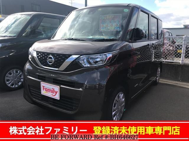 Used 2020 NISSAN ROOX BH646627 for Sale
