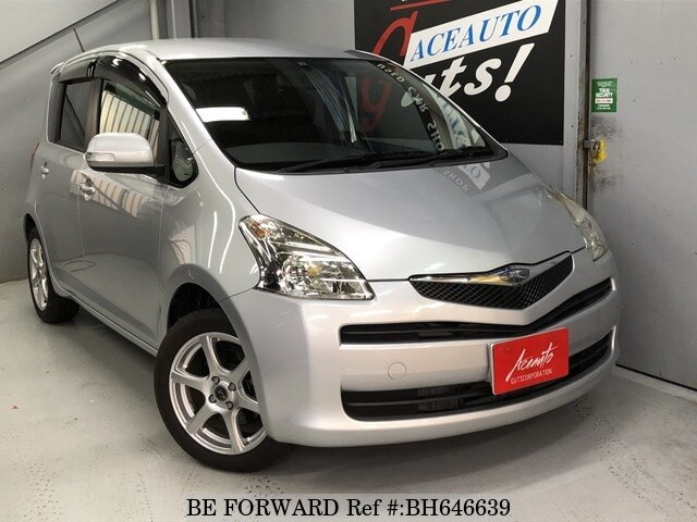 Used 2006 TOYOTA RACTIS BH646639 for Sale