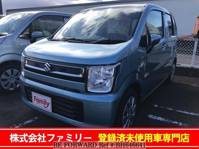 Used 2020 SUZUKI WAGON R BH646641 for Sale